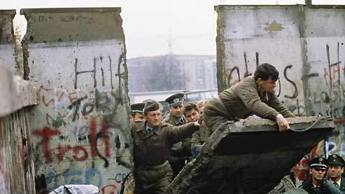 chute du mur
